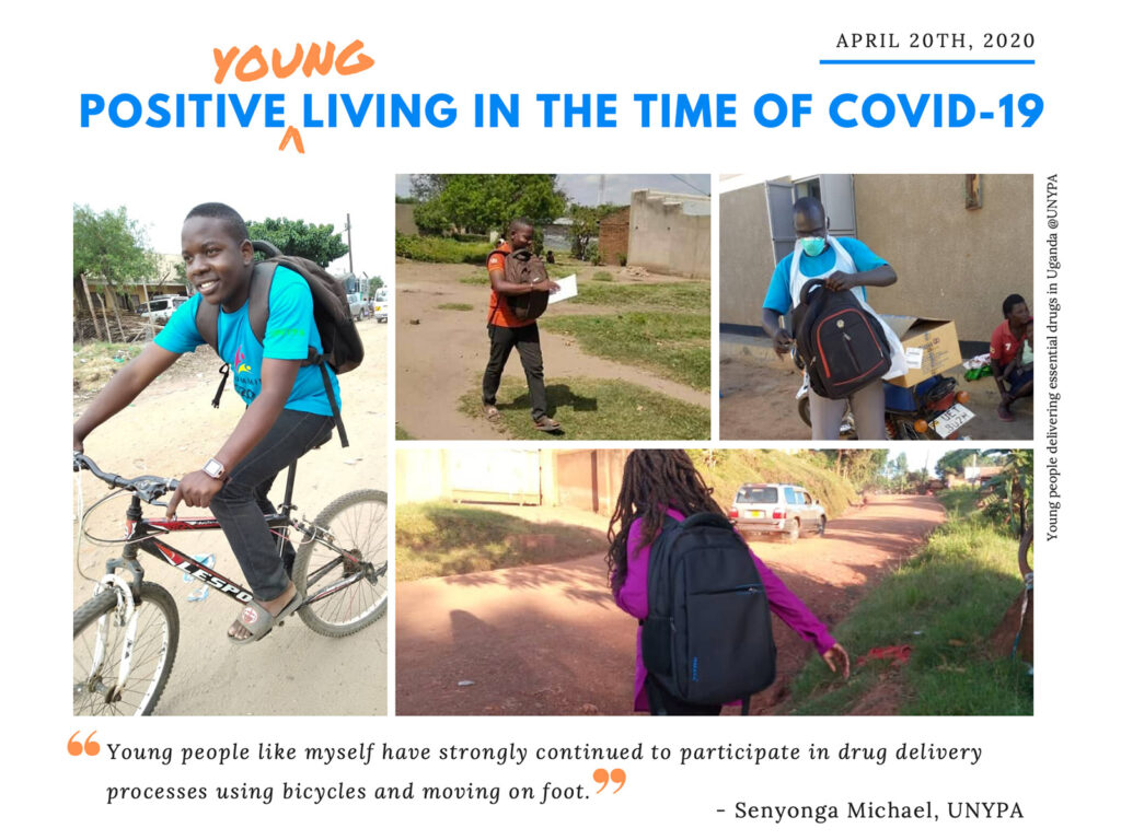 2nd edition – young people living with HIV