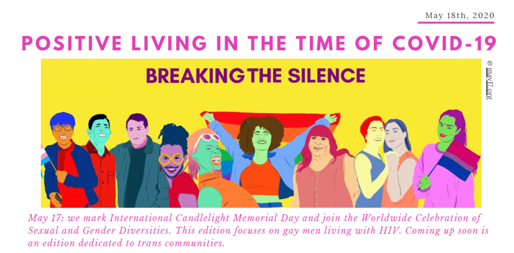 4th edition – gay men living with HIV