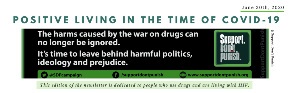 7th edition – people who use drugs and are living with HIV