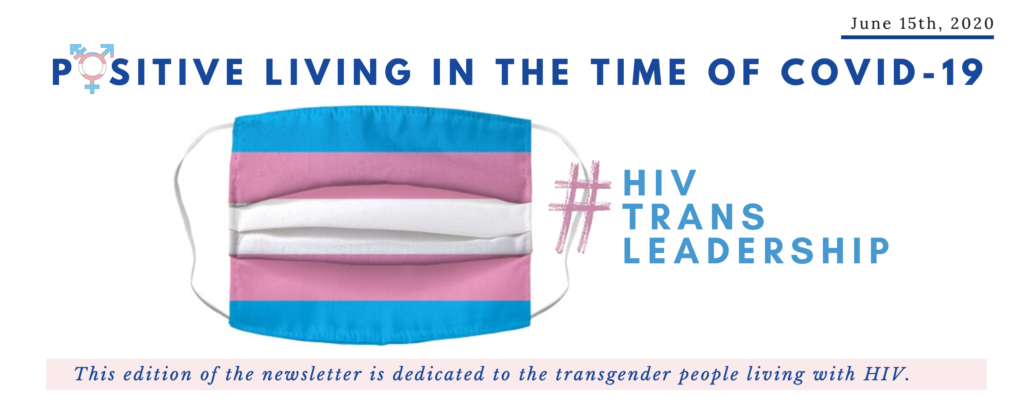 6th edition – transgender people living with HIV