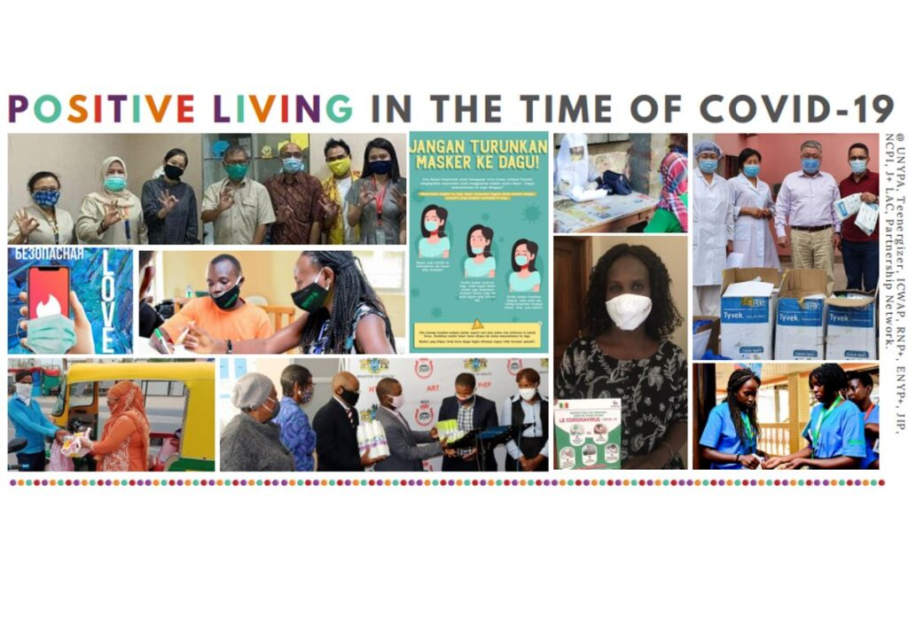 8th Edition – lessons from networks of people living with HIV