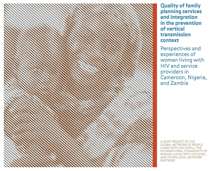 Family Planning Services and Prevention of Vertical Transmission – Cameroon, Nigeria and Zambia