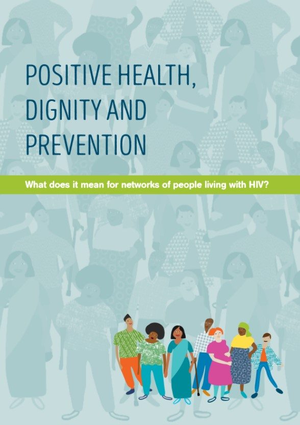 Positive Health, Dignity and Prevention Booklets
