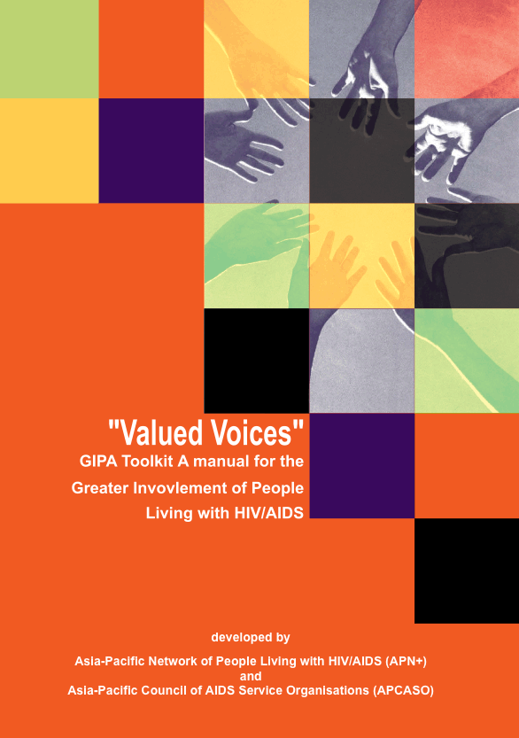 Valued Voices – a GIPA Toolkit